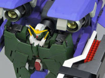 Bandai GN ARMS-Type D with Dynames