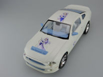 GT500 Mustang No.2