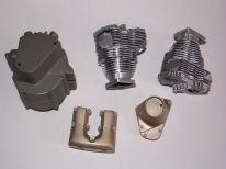 1/6 Harley engine parts