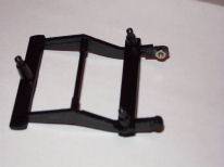 1/6 Harley seat mounting issue