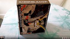 1/35 RX-0 Unicorn Gundam Bust unboxing