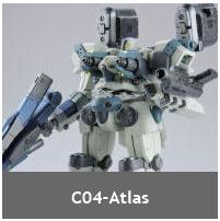 Armoured Core C04-Atlas