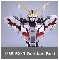 1/35 RX-0 GUndam Bust